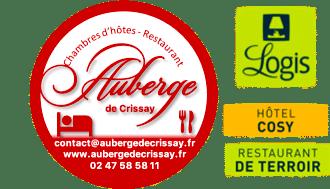Logis Auberge de Crissay